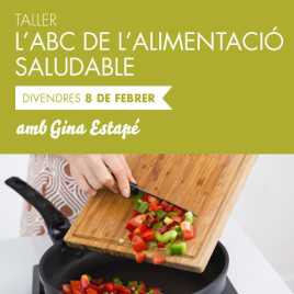 L'ABC de l'alimentació saludable